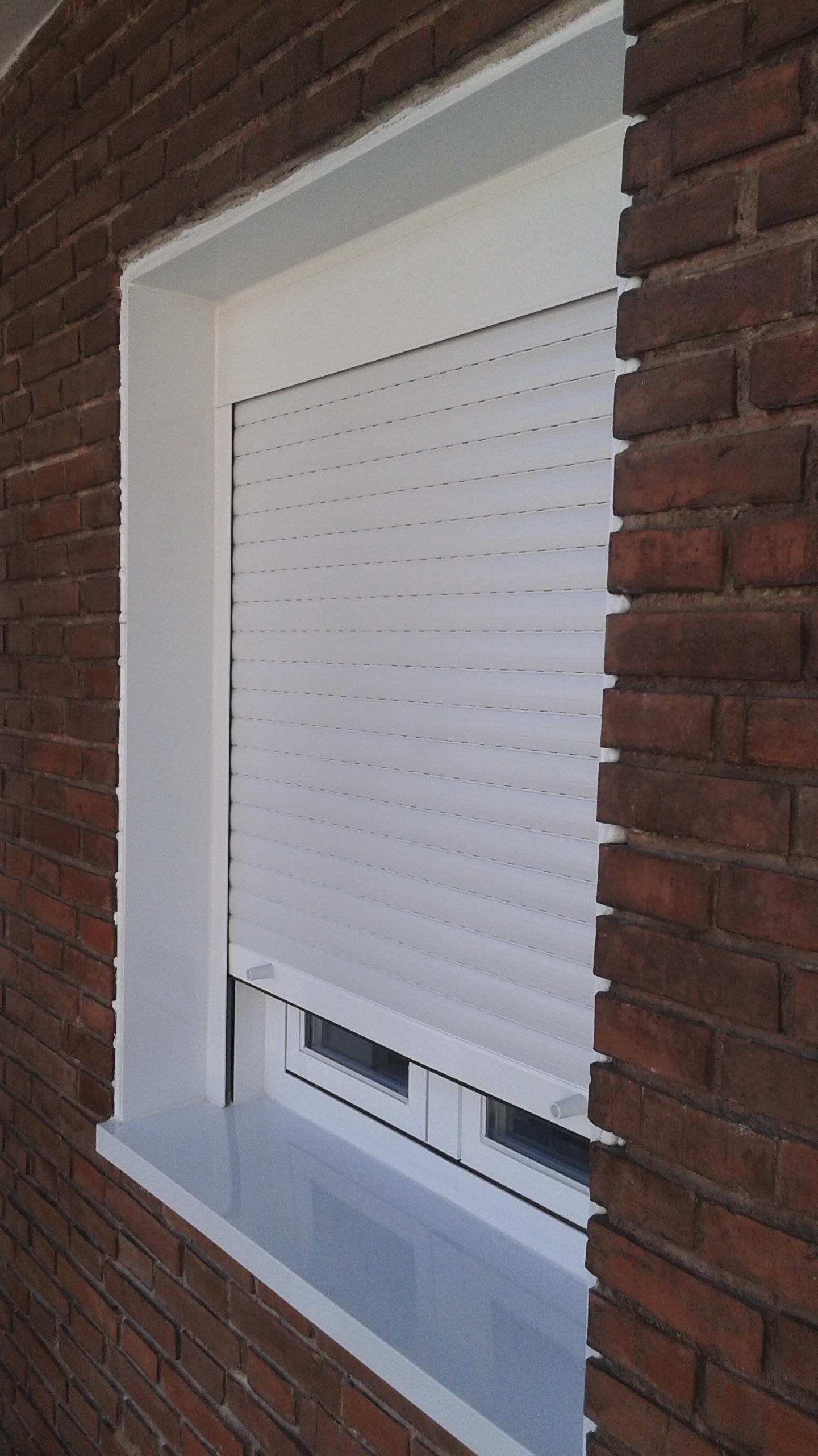 Galeria ancar aluminio pvc for Ventanas aluminio color titanio